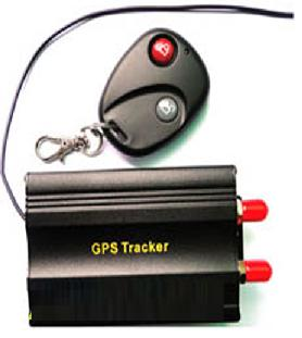 132003. GSM/GPRS/GPS Tracker Professional for Vehicle GPS103-B