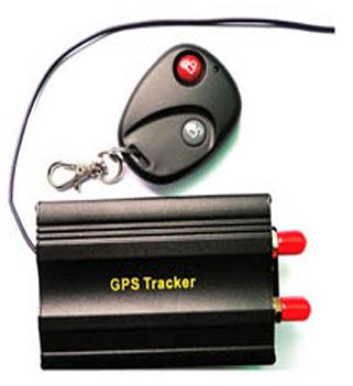 132007. Vehicle GPS tracker/AVL