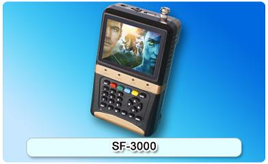 151109. SF-3000 Digtal Satellite Finder