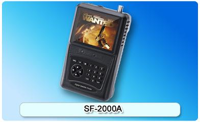 151113. SF-2000A Digtal Satellite Finder