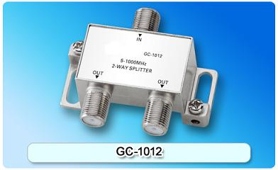151406. GC-1012 5-1000MHz 2-way Splitter