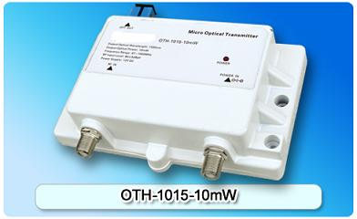 153001. OTH-1015-10mW Micro Optical Transmitter