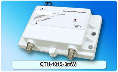 153002. OTH-1015-3mW Micro Optical Transmitter