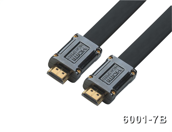 160412. Flat HDMI Cable